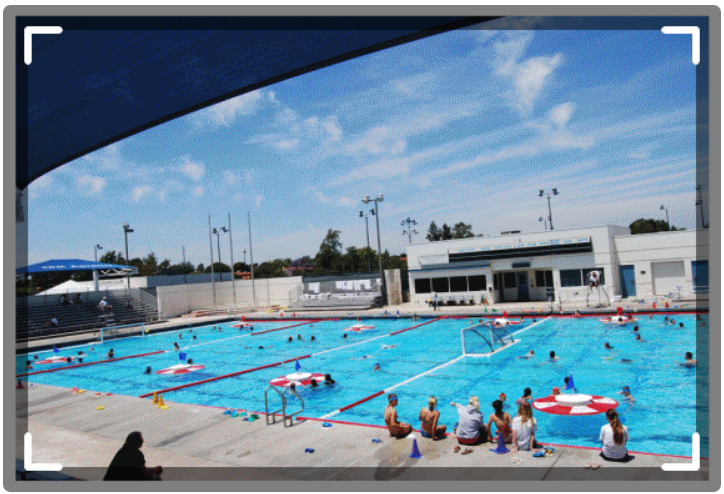 Newport High School physical education had SKWIM play in four different lagoons.